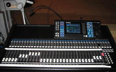 LS9 console